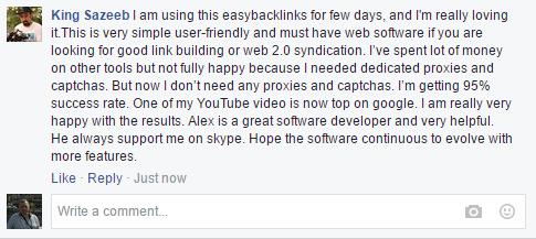 Easy Backlinks : Get Backlinks